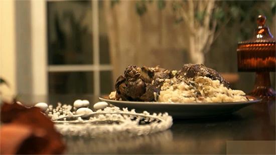 αρνάκι με ρύζι παραδοσιακό Θράκης
