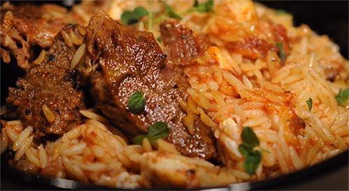 γιουβέτσι με κρέας στο φούρνο