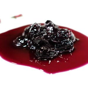 σταφύλι γλυκό με μαύρη σουλτανίνα